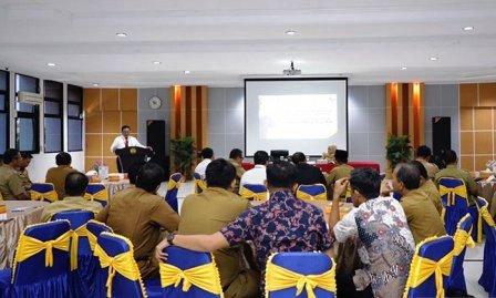 Optimalkan Penerimaan dari Perkebunan, DJP Riau dan DPMPTSP Cocokan Data Pemilik Sawit