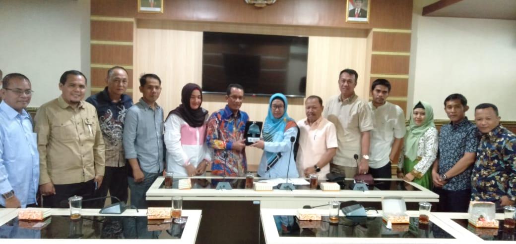 Raih 9 Kali WTP, Banggar DPRD Meranti Kunker Ke Pemprov DIY