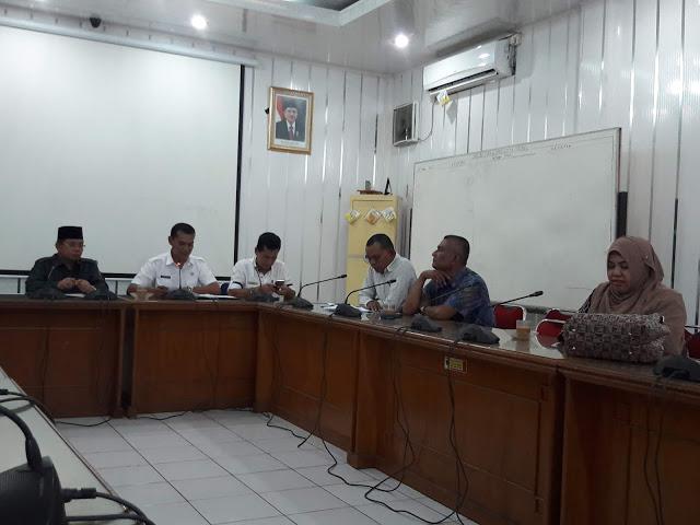 DPRD Payakumbuh Study Banding Tentang Sistim  Pemerintahan Berbasis Elektonik Ke Padang