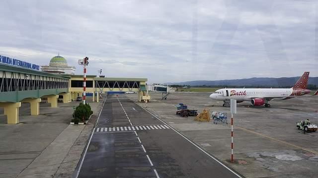 Yos Suwagiono: Saat Idul Adha Bandara SIM di Aceh Besar Tidak Beroperasi