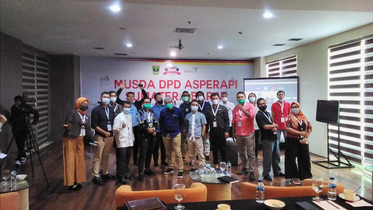 Irfan Affandi Ketua Terpilih Asperapi Sumbar Garansi Buat Event Berkualitas