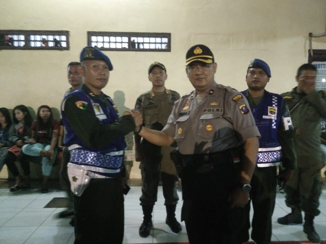 Polres Asahan Amankan 42 Orang saat Operasi Cipkon