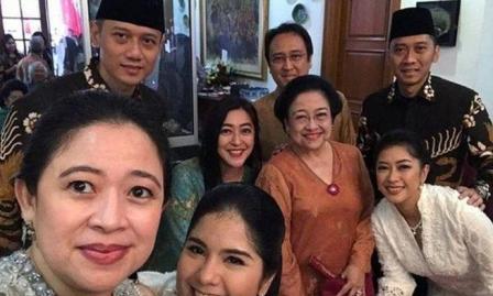 AHY dan Ibas Belum Silaturahim Lebaran ke Prabowo Subianto, Kenapa ?