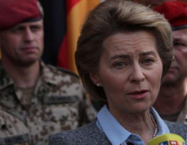 Latihan Militer Belanda dan Jerman di Irak Sementara Dihentikan
