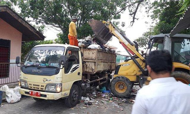 DLHK Pekanbaru Ajukan Lelang Pengelola Sampah, Sebelumnya Gagal