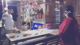 Ketua DPRD Kota Padang Kunjungi Pasien Positif Covid-19 Di Pasa Lalang