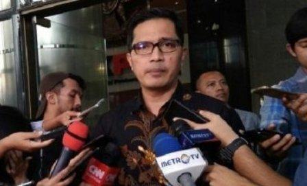 KPK Periksa Wali Kota Dumai Tersangka Kasus DAK