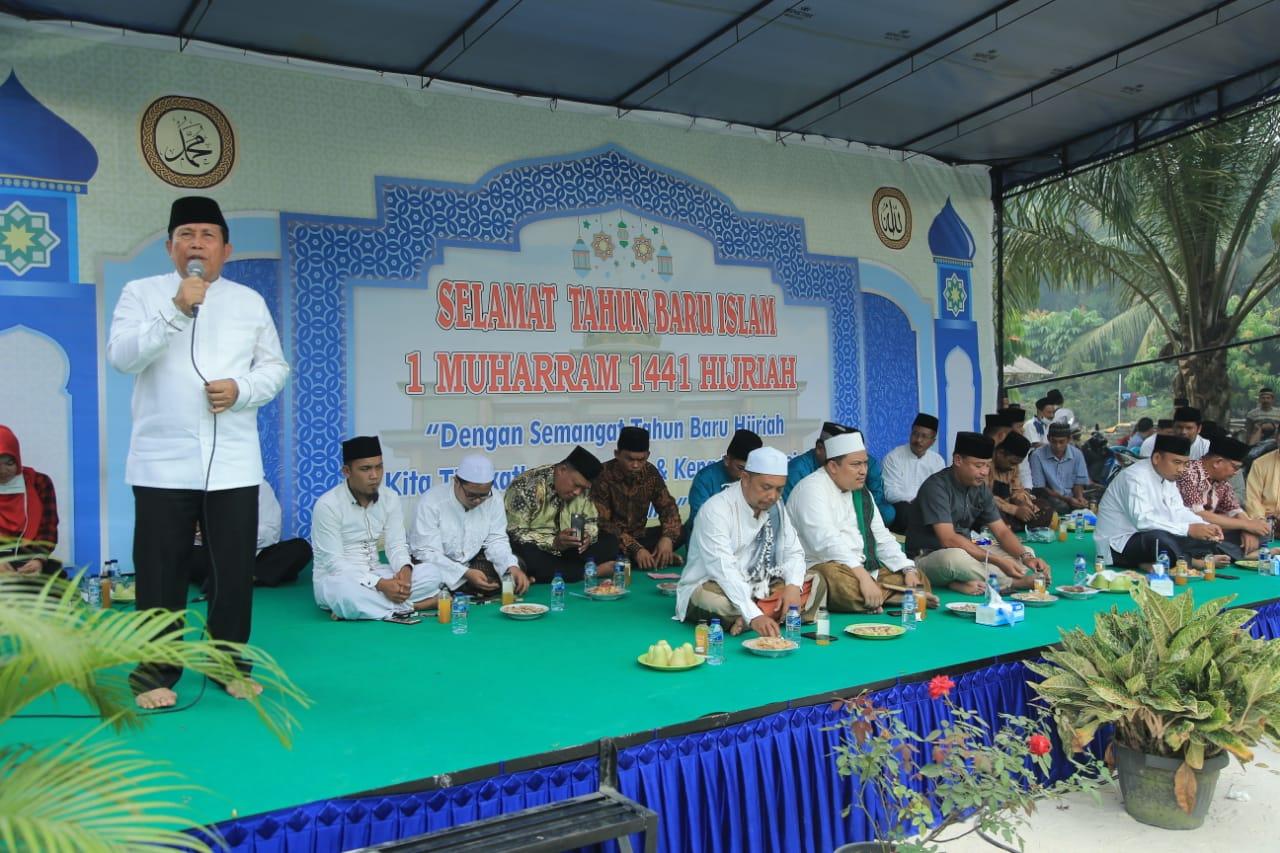 Bupati Sukiman Hadiri Peringatan Tahun Baru Islam 1 Muharram