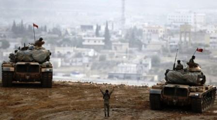 Lawan Gerilyawan PKK, Turki dan Iran Lancarkan Operasi Gabungan