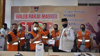 Pemko Padang Didukung Satuan Tugas (Satgas) Bencana Nasional BUMN Provinsi Sumatera Barat