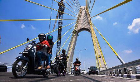 Gubernur Riau: Jembatan Siak IV Dibuka Untuk Umum