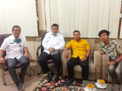 Kadis LHK Riau segera Tindaklanjuti Laporan Tambak Udang Illegal di Bengkalis