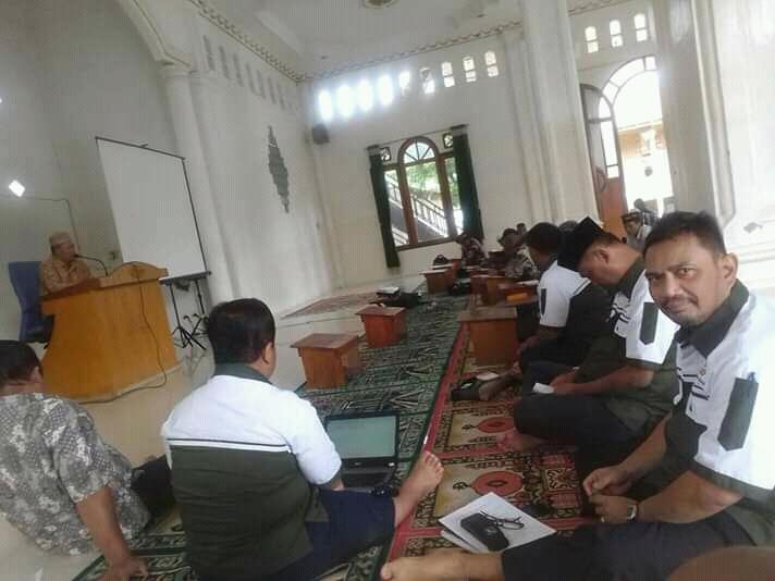 LDII Riau Sosialisasikan Program Eco Pesantren dan Eco Masjid di  Inhu, Inhil serta Pelalawan