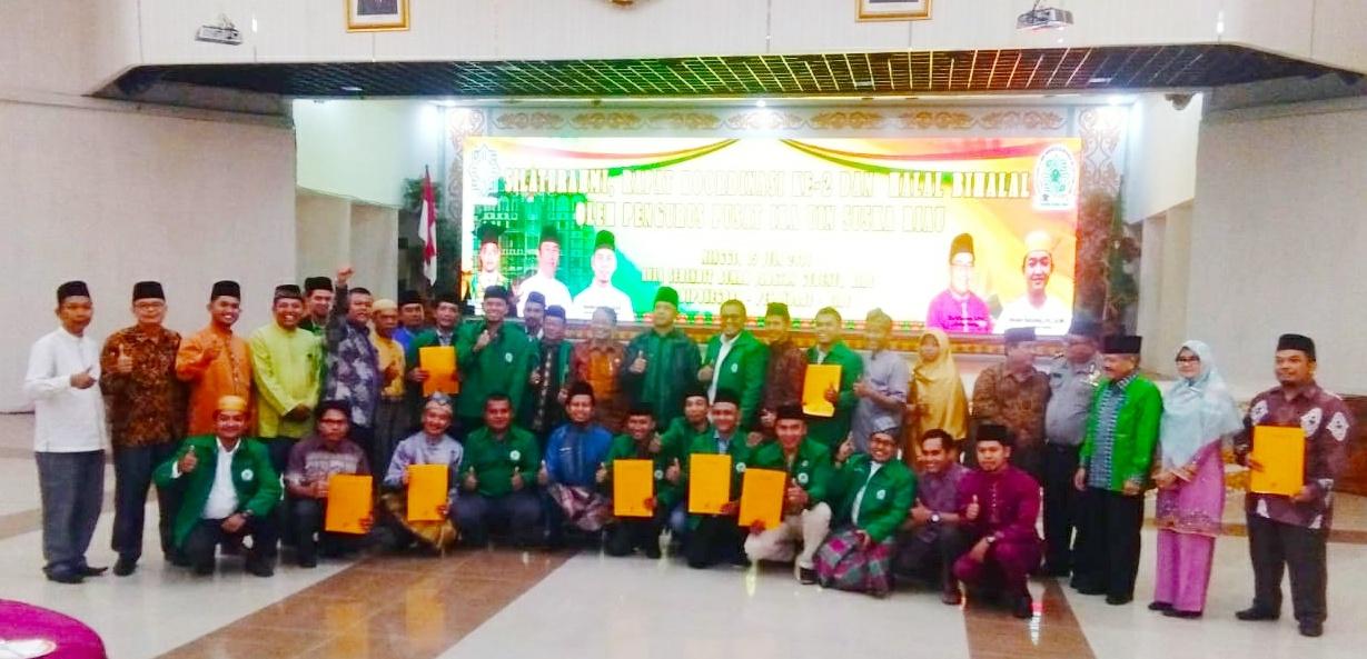 PP IKA Uin Suska Riau Gelar Halal Bihalal Dan Rakor Di Gedung Serindit Gubernur Riau