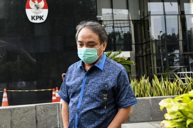 Tersangka Korupsi Proyek di Kementerian PUPR Ditahan KPK