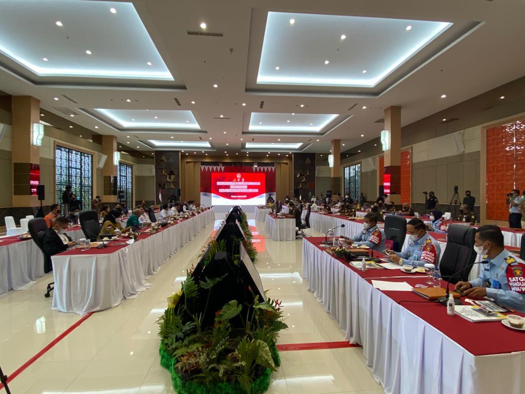 Komisi III DPR RI Desak Kejati Riau Tetapkan Tersangka Bansos Siak Senilai Rp57,6 Miliar