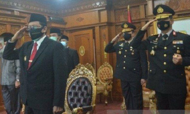 PJs Gubernur Jambi Sebut Pancasila Falsafah Kehidupan Berbangsa