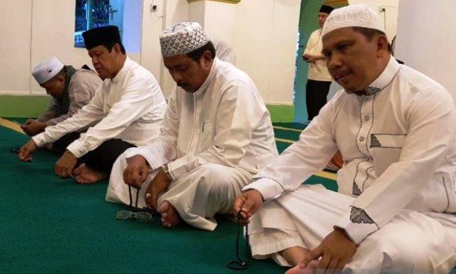 Gubernur Kepulauan Riau Safari Ramadhan Pertama di Masjid Raya Sultan Pulau Penyengat