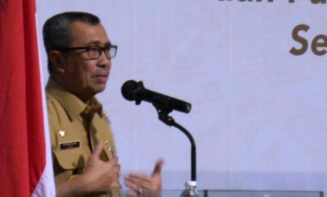 Gubri: Masih Banyak ASN Pemprov Riau Ragu-Ragu Keluarkan Zakatnya