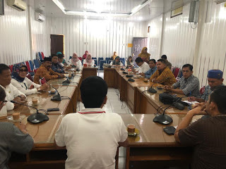 DPRD Kota Payakumbuh Berkunjung Ke DPRD Padang
