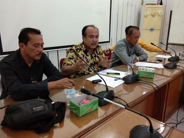 DPRD Padang Tawarkan Modal Multiyears Sebesar Rp !00 Milyar Pada Bank Nagari
