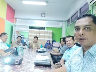 Ketua Komisi III Kunker Ke DLH DKI Jakarta