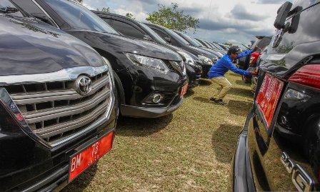 Mulai Akhir Juli Bapenda Riau Gelar Operasi Penertiban Pajak Kendaraan Bermotor