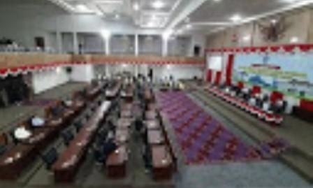 DPRD Kepri Umumkan Masa Jabatan Gubernur Berakhir 12 Februri 2021