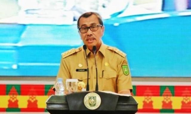 Gubernur Riau: Temuan BPK RI Kelebihan Bayar di OPD, 60 Hari Harus Dikembalikan