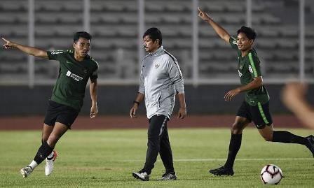 Indra Sjafri Sebut Pemain Baru Berpeluang Perkuat Timnas U-23