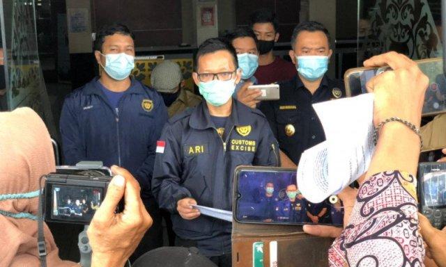 Penembakan Pengusaha Haji Jumhan Terkait Penyelundupan Rokok Ilegal