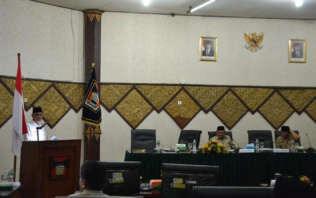 Malyeldi Sambut Baik di Gelar Rapat Paripurna Bersama DPRD Kota Padang