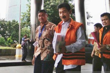 Kasus Korupsi Bupati Solok Selatan Non Aktif Segera ke Pengadilan Tipikor