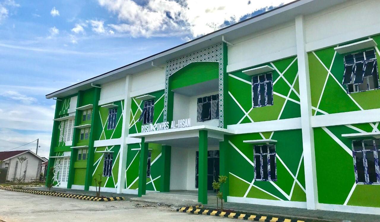 Dorong Kualitas Pendidikan di Riau, Kementerian PUPR Bangun Rusun Pondok Pesantren