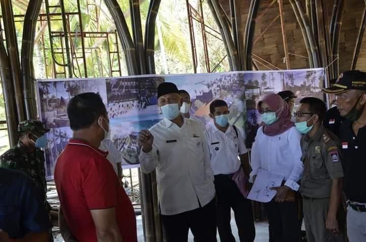 Objek Wisata 'The Marawa Resort' Bakal Hadir di Kawasan Pantai Air Manis Padang Mirip di Bali