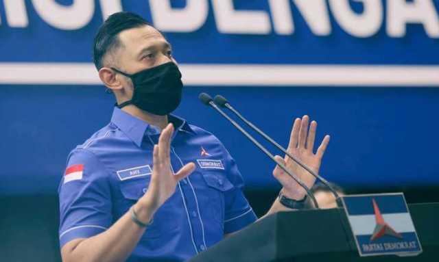 AHY Sebut KLB Demokrat di Hotel The Hill Sibolangit-Deli Serdang Bodong!