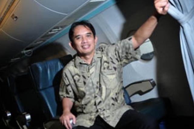 Eks Dirut PT Dirgantara Indonesia Budi Santoso Diperiksa KPK Sebagai Tersangka