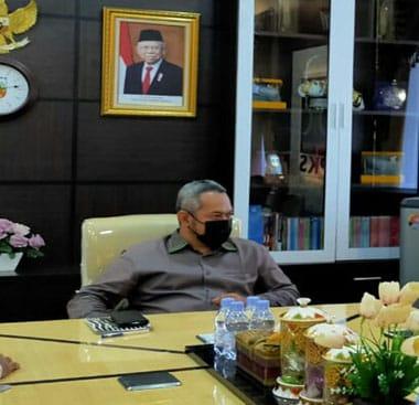 Ketua DPRD Pekanbaru Minta Media Dorong Pembangunan Daerah Melalui Kritik Konstruktif