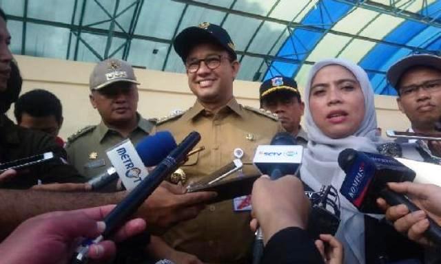 Ini Pesan Anies Dugaan Politik Uang di Posko Ketua Gerindra DKI
