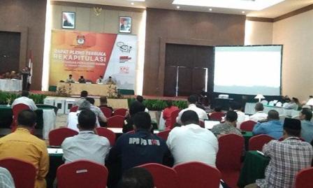 KPU se Riau Diboyong ke MK Hadapi Sidang Gugatan Pemilu 2019