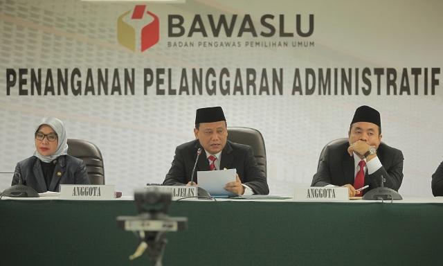 Bawaslu: Terduga Politik Uang Ditangkap di Rumah Ketua Gerindra Jakarta