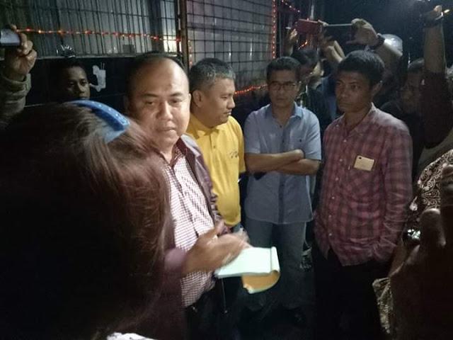 Puluhan Anggota P3K IPPI Mendatangi DPRD Kota Padang