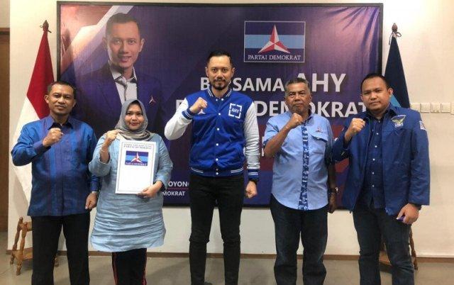 Gagal Berkoalisi Dengan PKS, Demokrat Alihkan Dukungan ke Kasmarni