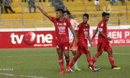 Riski, Striker Semen Padang FC Pindah ke Aceh Babel United Liga 2