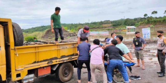 Wih!, Anggota DPRD Diduga Terlibat Kasus Tambang Ilegal?