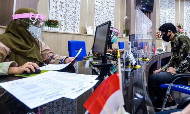 Direktur Ekstensifikasi Ditjen Pajak Angin Prayitno Aji di Cegah KPK Keluar Negeri