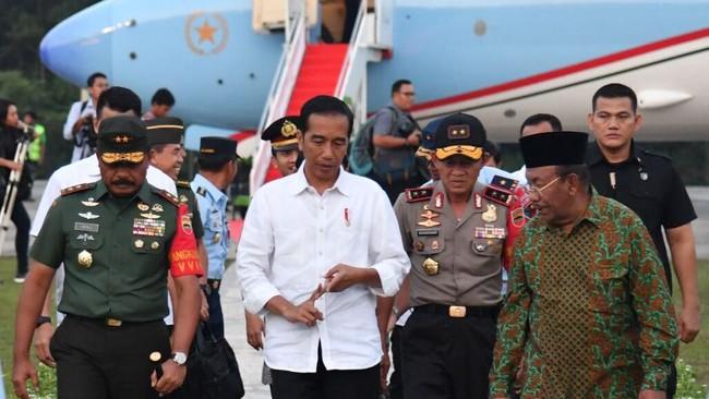 Kunker ke Riau, Jokowi akan Hadiri Harlah PBNU Besok