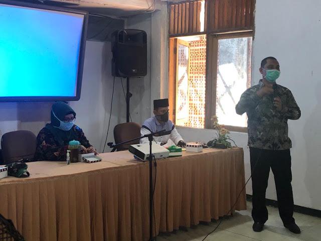 Pantau Penanganan Covid 19, Komisi I DPRD Kota Padang Kunjungi Forkopimka Padang Barat
