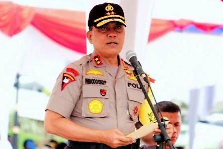 Kapolda Riau: Saya Jamin Polri, TNI dan ASN Netral di Pemilu