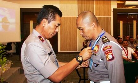 Wakapolda Riau : Buka Latihan Pra Operasi Patuh Muara Takus 2019